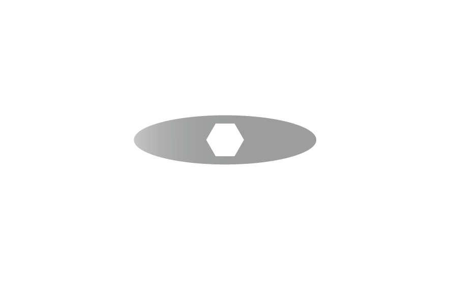 Gestaltung und Werbung: ein stilisierter Gleitschirm mit negativ Space ist das gestalterische Dach der Paraglider Manufacturers Association